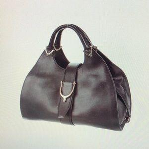 Gucci Stirrup Top Handle Bag